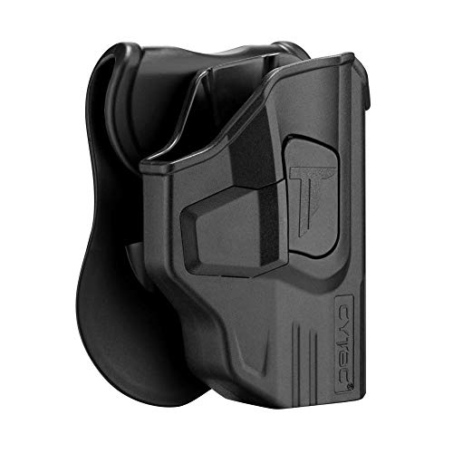 OWB Holster for Smith & Wesson MP Shield 9mm / .40 3.1