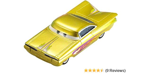 Amazon Com Cars Ramone Yellow Toys Games