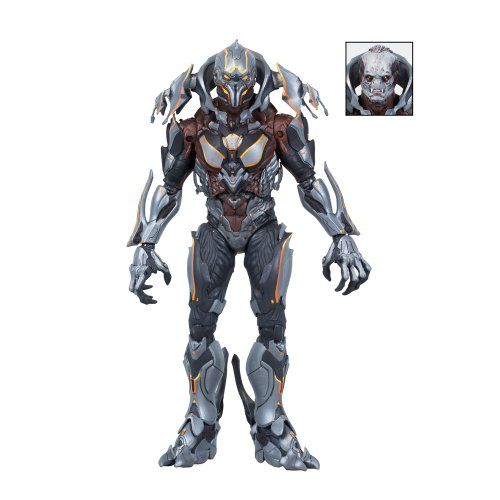McFarlane Toys Halo 4 Series 2 Didact Deluxe Action (Halo 2 Series 4 Figure)