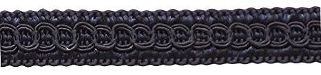 41 Ft // 12.5 Meters D/ÉCOPRO 13.5 Yards of 1//2 Basic Trim Decorative Gimp Braid J3, Style# 0050SG Color: Dark Dark Navy Blue
