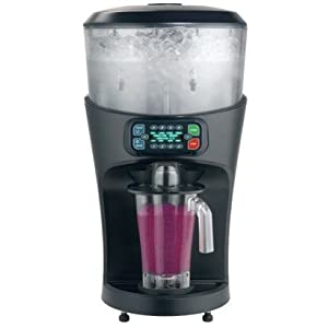 Hamilton Beach (HBS1400) 64 oz Commercial Blender/Ice Shaver - Revolution Series