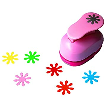CADY Crafts Punch 1-Inch Paper Punches Circle
