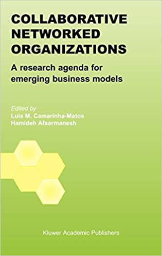 Collaborative Networked Organizations: A research agenda for ...