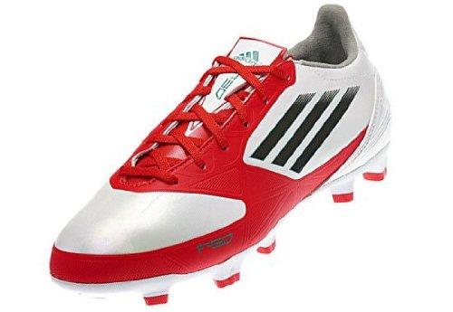 Adidas Women's F30 TRX FG Soccer Cleats, V23933, White/Bl...