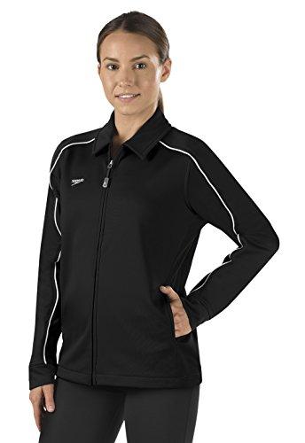 Speedo Speedo Female Warm Up Jacket - Streamline, Speedo Black, Small