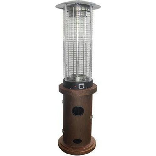 Bond Larkspur rapid induction gas patio heater Bronze 67775