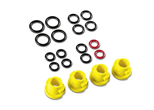 Karcher O-Ring Replacement Set for Karcher Electric Pressure Washers, 20-Piece Kit 20 Piece O-ring Kit