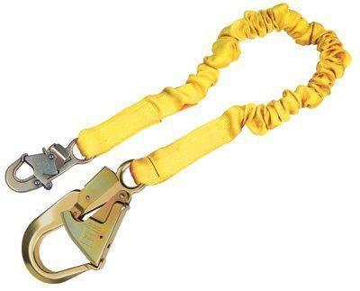 098-1244321 - 6 ft - ShockWave2 Shock Absorbing Lanyards, DBI/Sala - Each