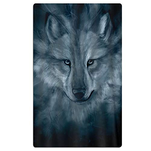 (Beach Towel Wolf Spirit 31.5
