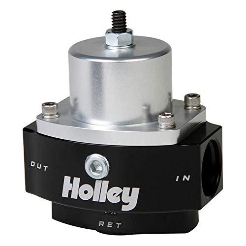 - Holley - Dominator Billet Carbureted By-Pass Fuel Pressure Regulator