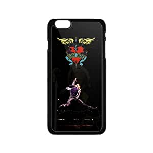 Bon Jovi Heart And Dagger Logo Cell Phone Case for Iphone 6
