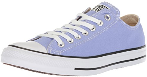 Converse Chuck Taylor All Star Seasonal Canvas Low Top Sneaker, Twilight Pulse, 7 M US