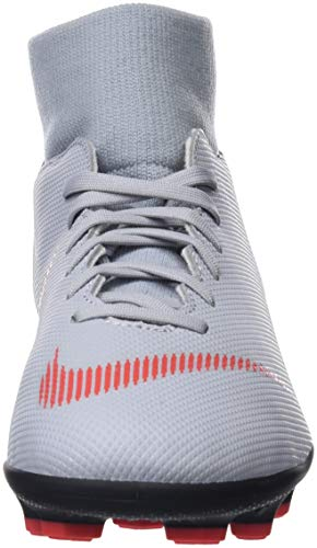 001 Lt Nike Erwachsene Club Mehrfarbig 6 Grey Fußballschuhe Superfly Wolf Mg Black Crimson Unisex qOgTwqRv