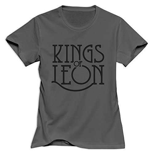 TWSY Women's Kings Of Leon T-Shirt DeepHeather US Size L,100% - Taylor Nerd Swift