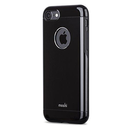 Moshi 99MO088008 Armour Schutzhülle für Apple iPhone 7 schwarz
