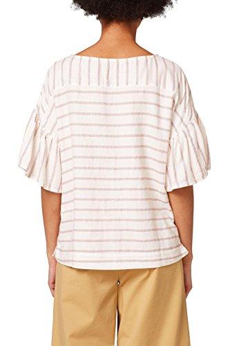 110 Camicia Bianco Esprit White Edc By off Donna ExqZ4v0Z