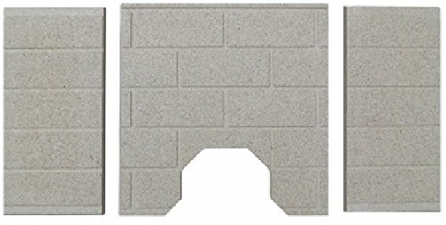 Replacement Firebrick (St Croix Hastings Firebrick 80P53981)