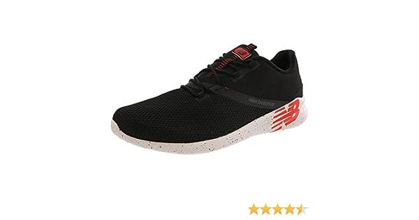 New Balance District Run V1 Cush +, Zapatillas para Correr para Hombre, Negro, 47.5 EU: Amazon.es: Zapatos y complementos