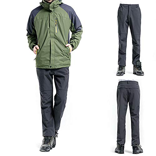 Pantaloni Da Donna Impermeabili Army Green Xl Xxl Caldi Morbidi Sci Antivento Invernali Vimbhzlvigour Khaki dS5cwyqRad