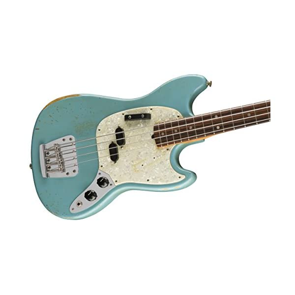 Justin Meldal-Johnsen Road Worn Mustang Bass