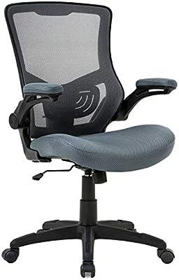 Amazon.com: Silla de escritorio para oficina con soporte ...