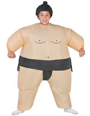 Morris Costumes Sumo Kids Costume Inflatable