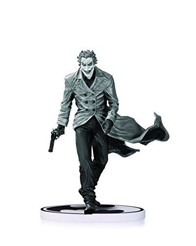 DC Collectibles Batman: Black & White: The Joker Statue by Lee Bermejo (Second Edition)