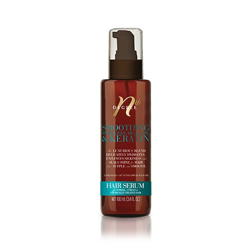 Nth Degree Smoothing Moroccan Argan Oil & Keratin Hair Serum