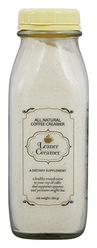 Leaner Creamer: Lactose-Free All Natural Coffee Creamer - Hazelnut - A Tasty Hazelnut Flavored Coffee Creamer by Leaner Creamer