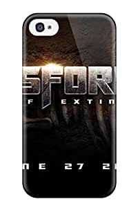Tough Iphone XnlXEHH9610KCyJq Case Cover/ Case For Iphone 4/4s(transformers Age Of Extinction)