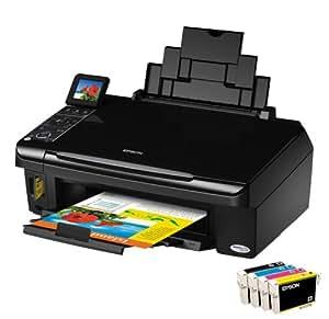 Epson Stylus SX405 WIFI - Impresora Multifunción