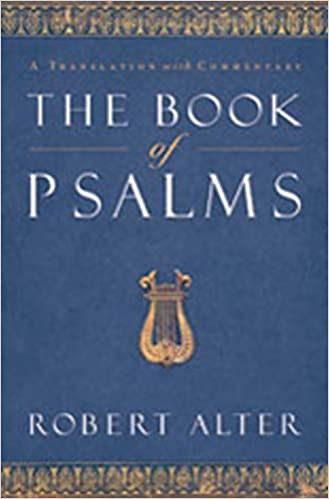 Image result for robert alter psalms