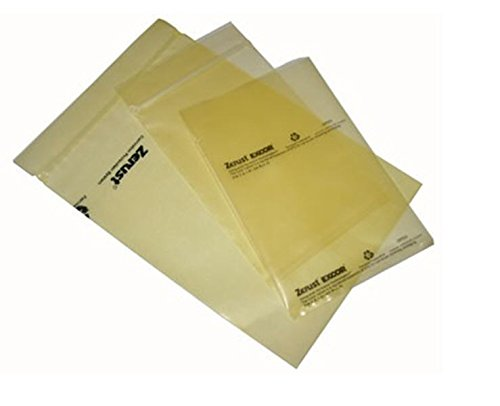 Zerust Anti Corrosion Multipurpose Poly Bag with Plain Closure – 10 x 54 – Pack of 12