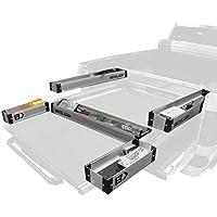 BEDSLIDE BEDBIN Complete 5 Piece Kit for Added Storage On