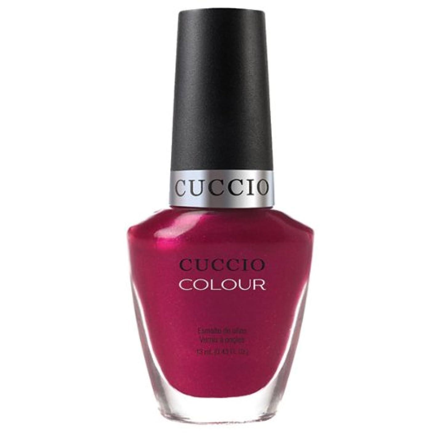 雲学校教育最大限Cuccio Colour Gloss Lacquer - Call in Calgary - 0.43oz / 13ml