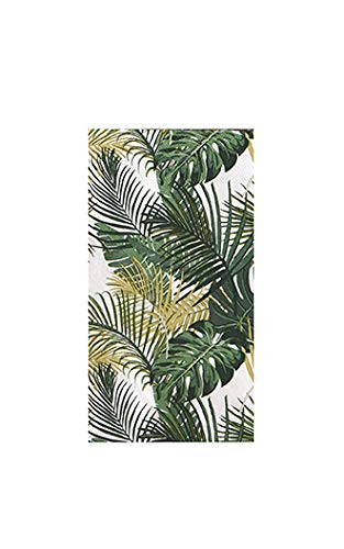 Paper Guest Towels Christmas Bathroom Decor Hand Towels Hawaiian Party Luau Party Palm Leaves PK 32