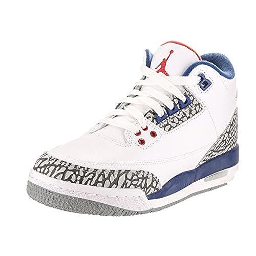 9cdedd018646f4 Retro 3s Jordans True Blue
