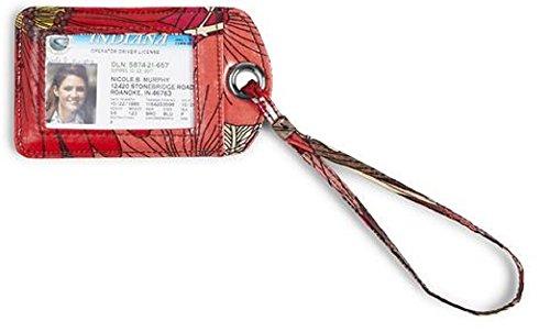 Vera Luggage Tags Bradley (Vera Bradley Luggage Tag (Bohemian Blooms))