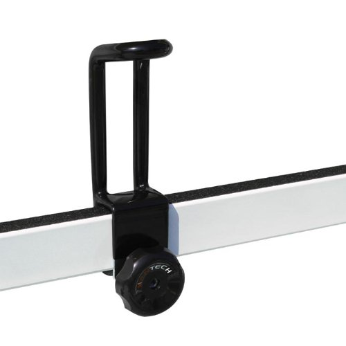 Vantech Galvanized Ladder Stopper Coated w/Rubber (1 X 2)