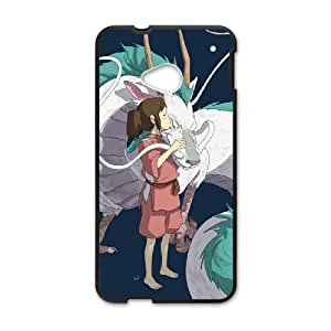 HTC One M7 phone cases Black Spirited away Phone cover KLW4129445