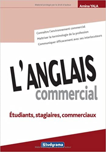 Lire un L'anglais commercial pdf