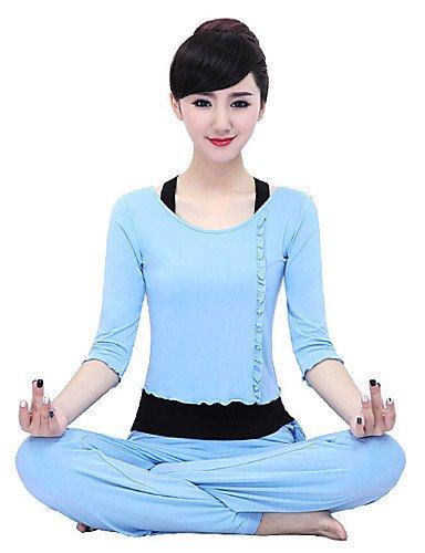 d6265dcecb17 Yoga Clothing Sets WAZZ - trajes de Yoga para muñecos elásticos con  materiales e instrucciones para confeccionar ...