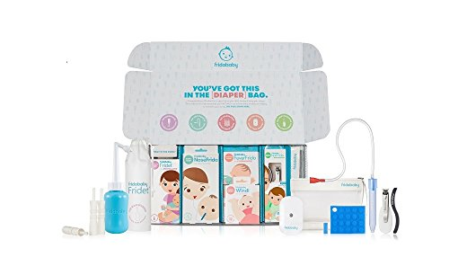 Fridababy Big Bundle of Joy Mom & Baby Healthcare and Grooming Gift Kit