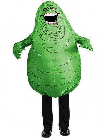 Inflatable Slimer Child Costume - One Size]()