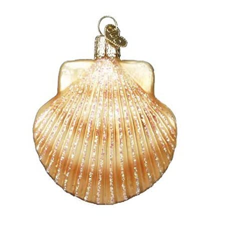 41%2Bqok7wGdL._SS450_ Seashell Christmas Ornaments