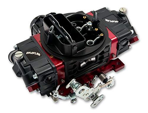 Quick Fuel BR-67318 Brawler Street Carburetor 650 CFM With Mechanical - Cfm Race Carburetor