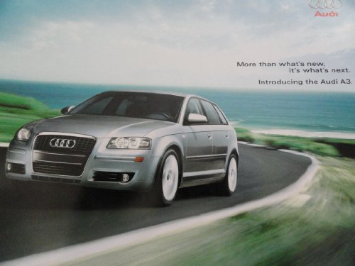 2006 audi a3 owners manual - 5