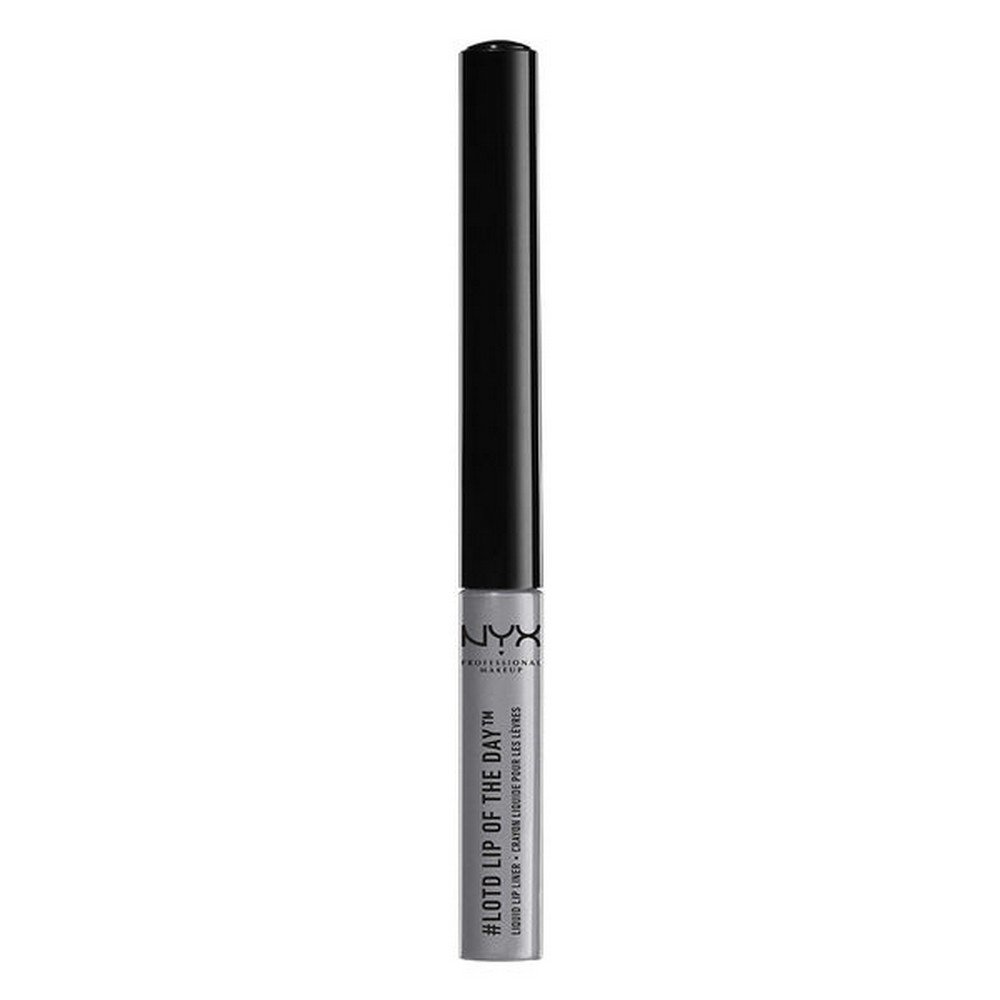 Nyx Professional Makeup Lip of the Day Liquid Lip Liner, Magnetic, 2ml