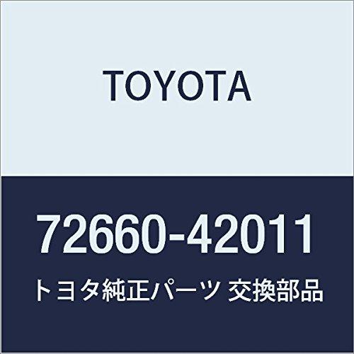TOYOTA 72660-42011 Seat Lock Assembly
