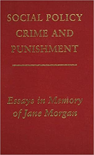 Example Of Essay With Thesis Statement Social Policy Crime And Punishment Essays In Memory Of Jane Morgan  University Of Wales Press  Writers Of Wales University Assignments Custom Orders also Buy Lab Report Social Policy Crime And Punishment Essays In Memory Of Jane Morgan  Who Can Write An Annotated Bibliography For Me